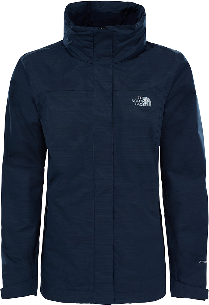 The North Face Women's Lowland DryVent Jacket Urban Navy 0