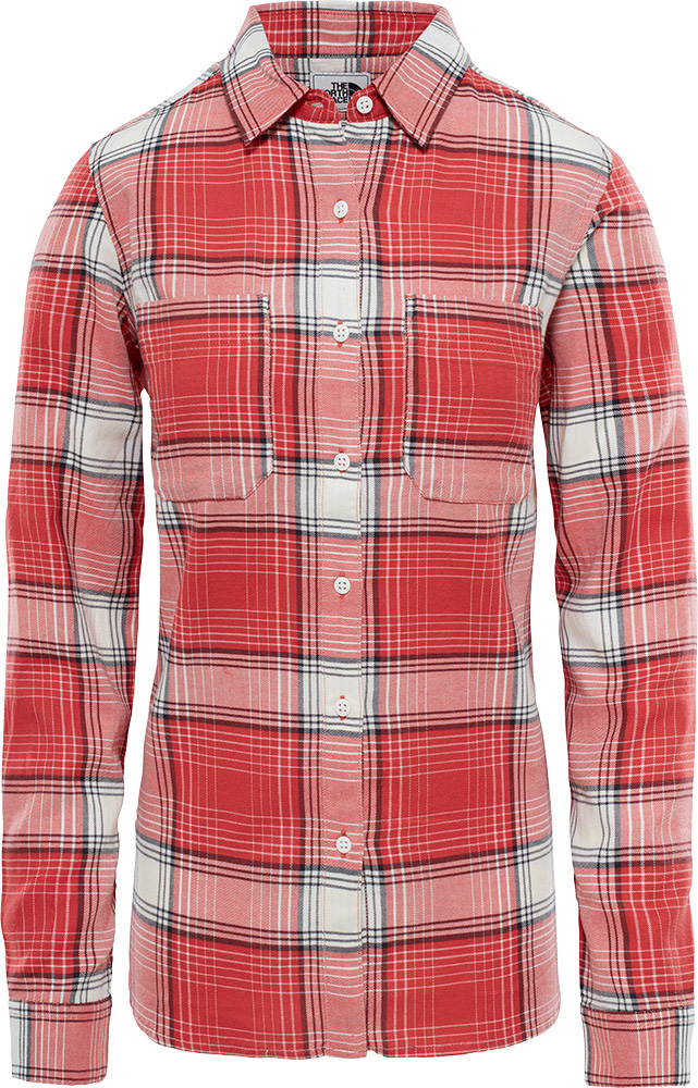 The North Face Women's L/S Castleton Shirt 0