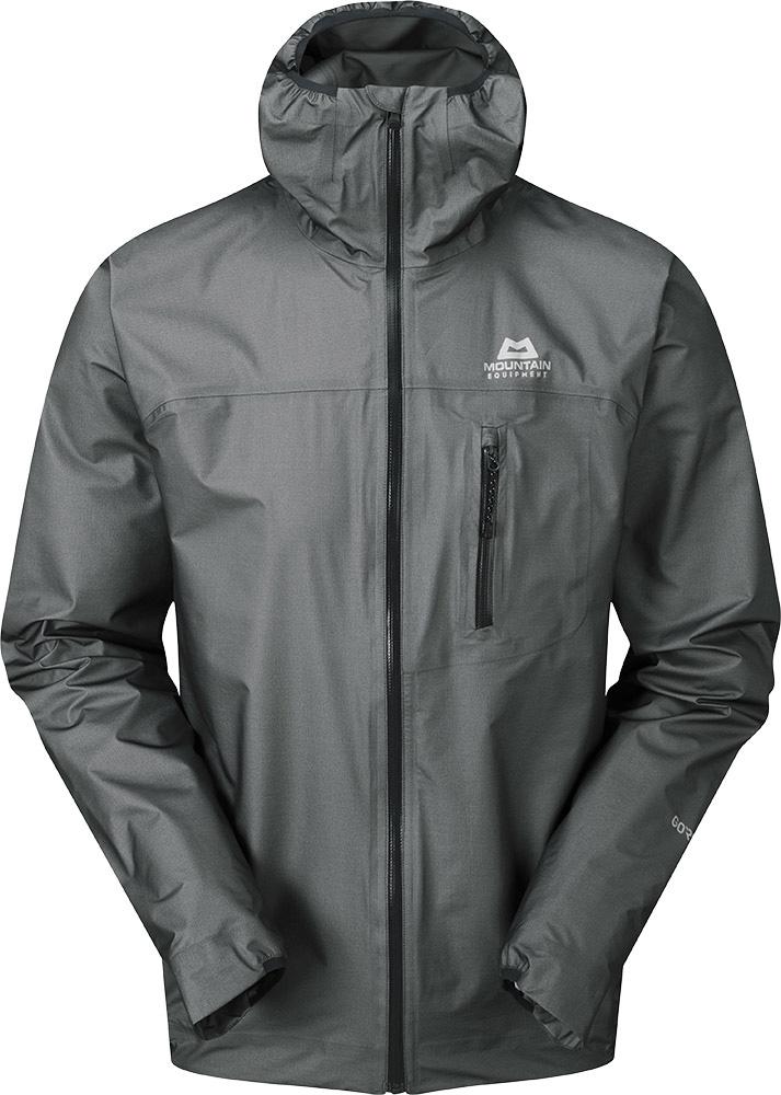 Mountain Equipment Men's Impellor GORE-TEX Active Waterproof Jacket Nickel 0