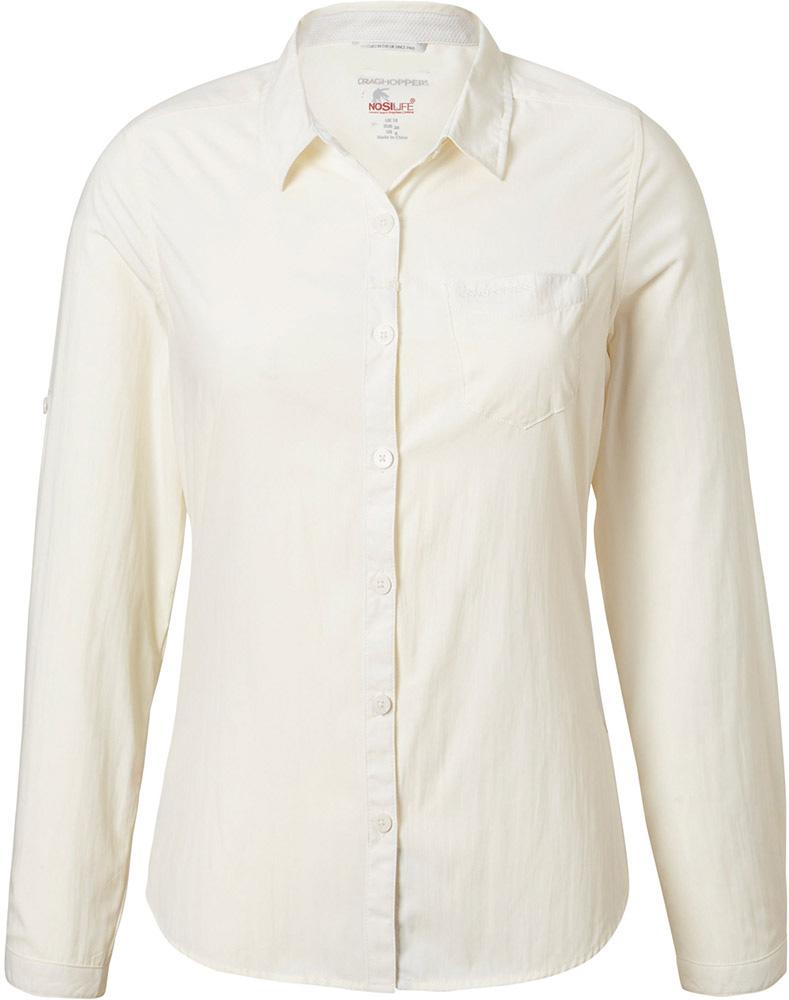 Craghoppers Women's NosiLife Bardo L/S Shirt 0