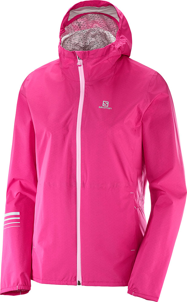 Salomon Women's Lightning AdvancedSkin Waterproof Jacket 0