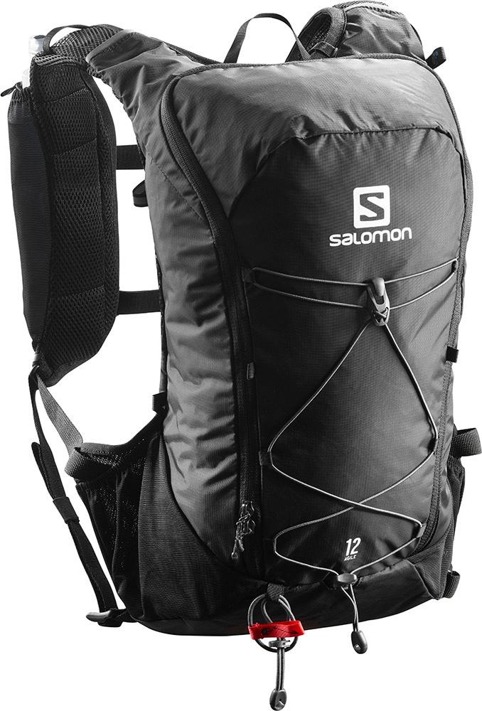 Salomon Agile 12 Set Running Vest Black 0