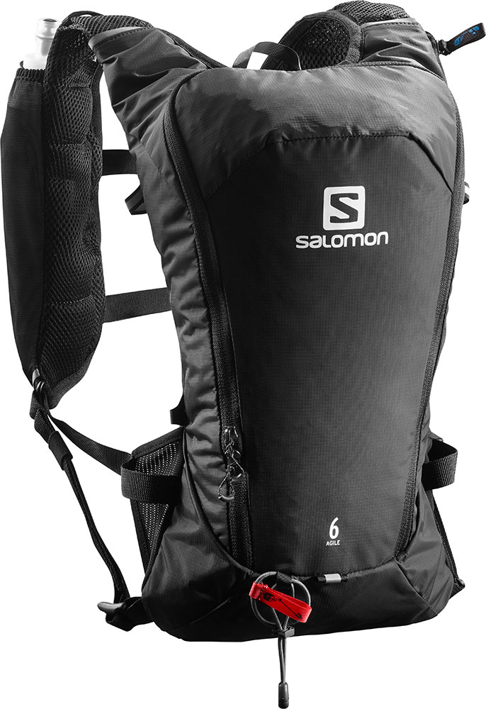 Salomon Agile 6 Set Running Vest Black 0