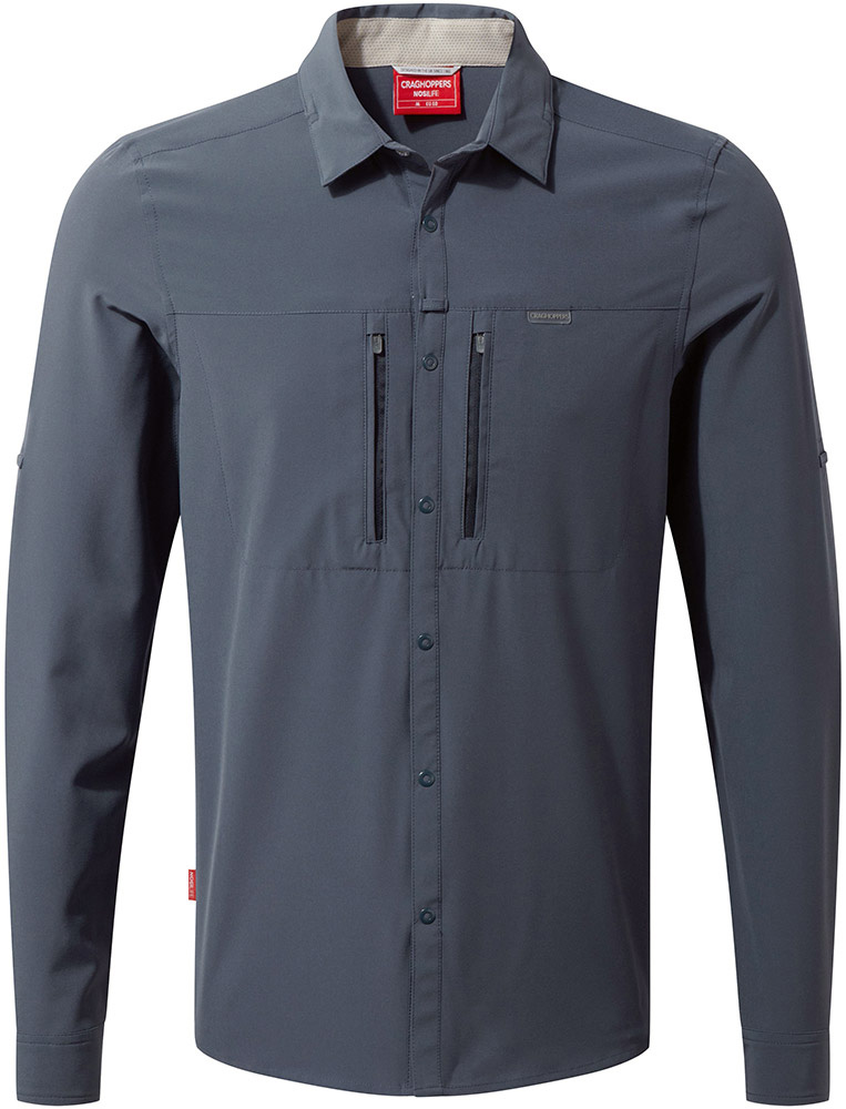 Craghoppers Men's NosiLife Pro 2 L/S Shirt 0