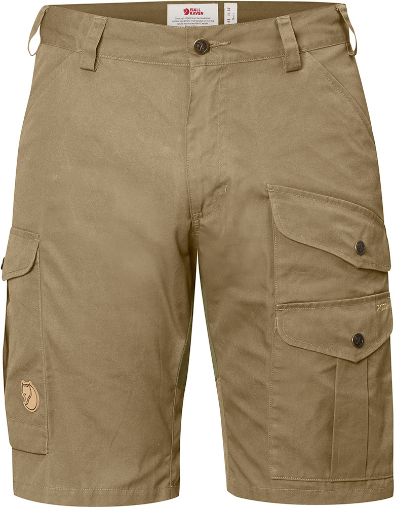 Fjallraven Men's Barents Pro G-1000 Shorts 0