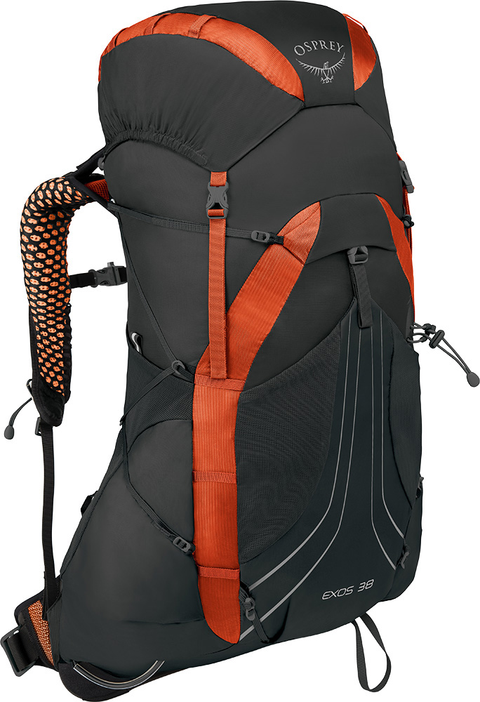 Osprey Men's Exos 38 Backpack 0
