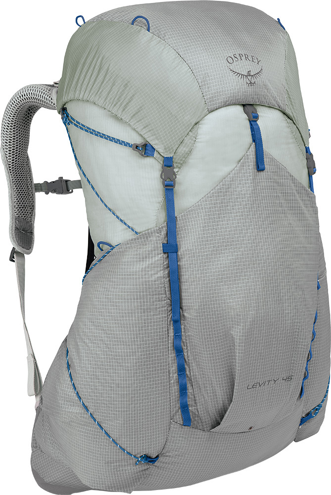 Osprey Levity 45 Backpack Parallax Silver 0