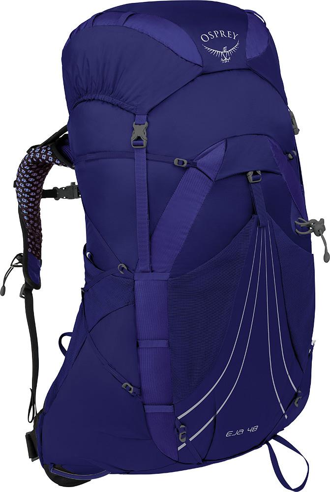 Osprey Women's Eja 48 Backpack Equinox Blue 0