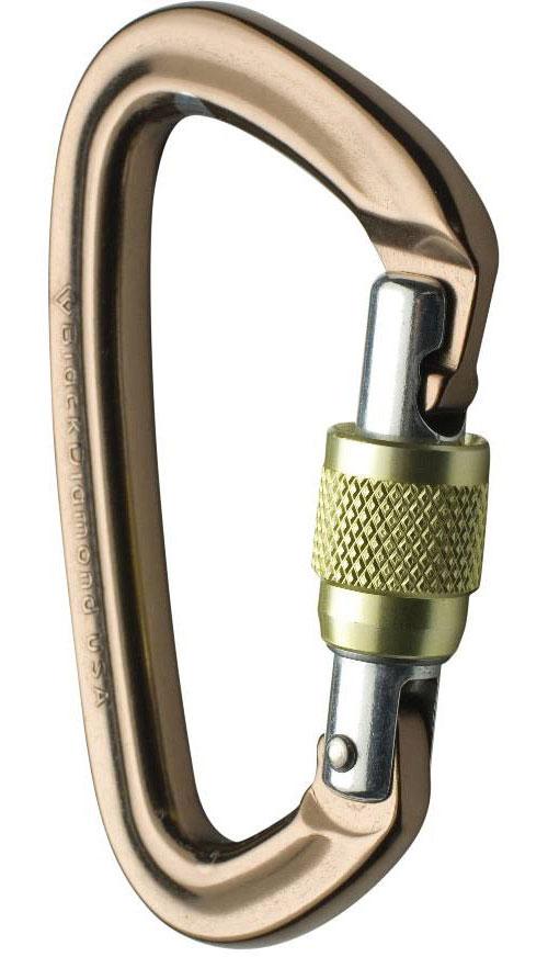 Black Diamond Positron Screwgate Carabiner 0