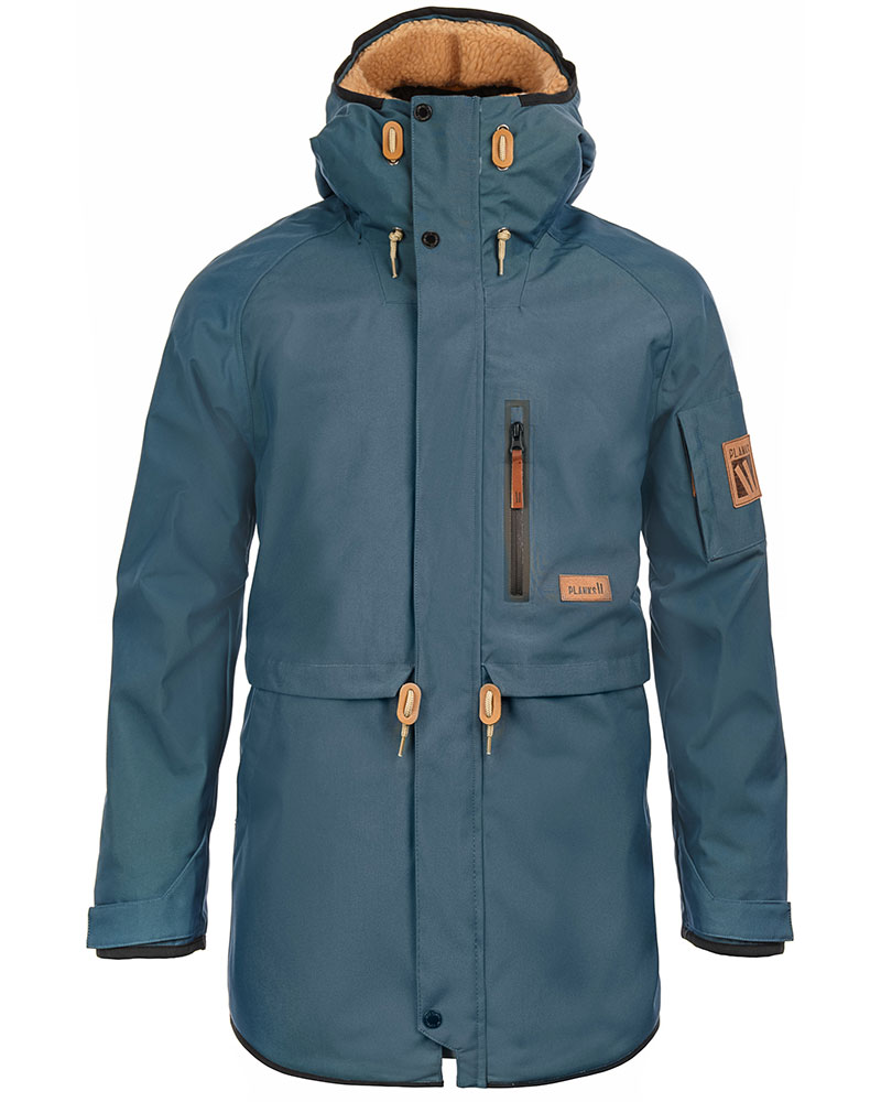 Planks The People's Parka Ski Jacket 0
