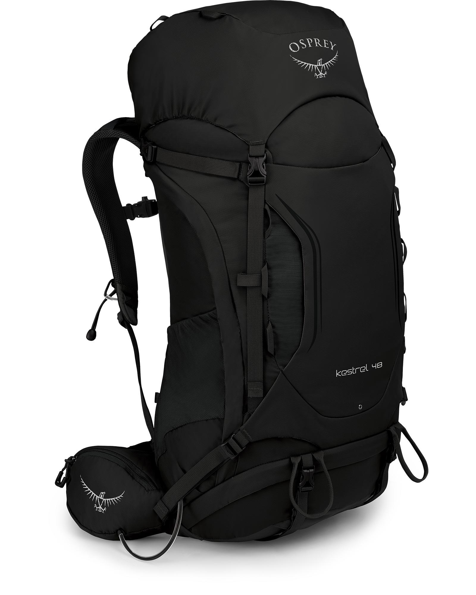 Osprey Men's Kestrel 48 Backpack 0