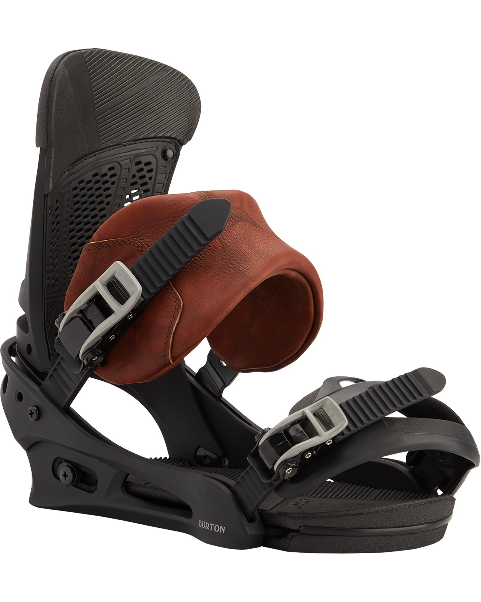 Burton Men's Malavita Snowboard Bindings 2020 / 2021 0