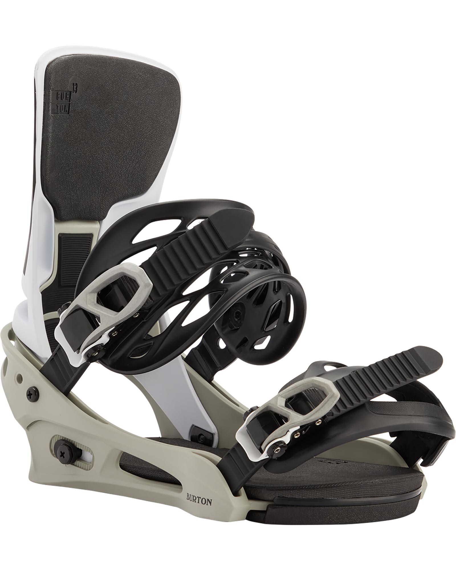 Burton Men's Cartel X Snowboard Bindings 2020 / 2021 0
