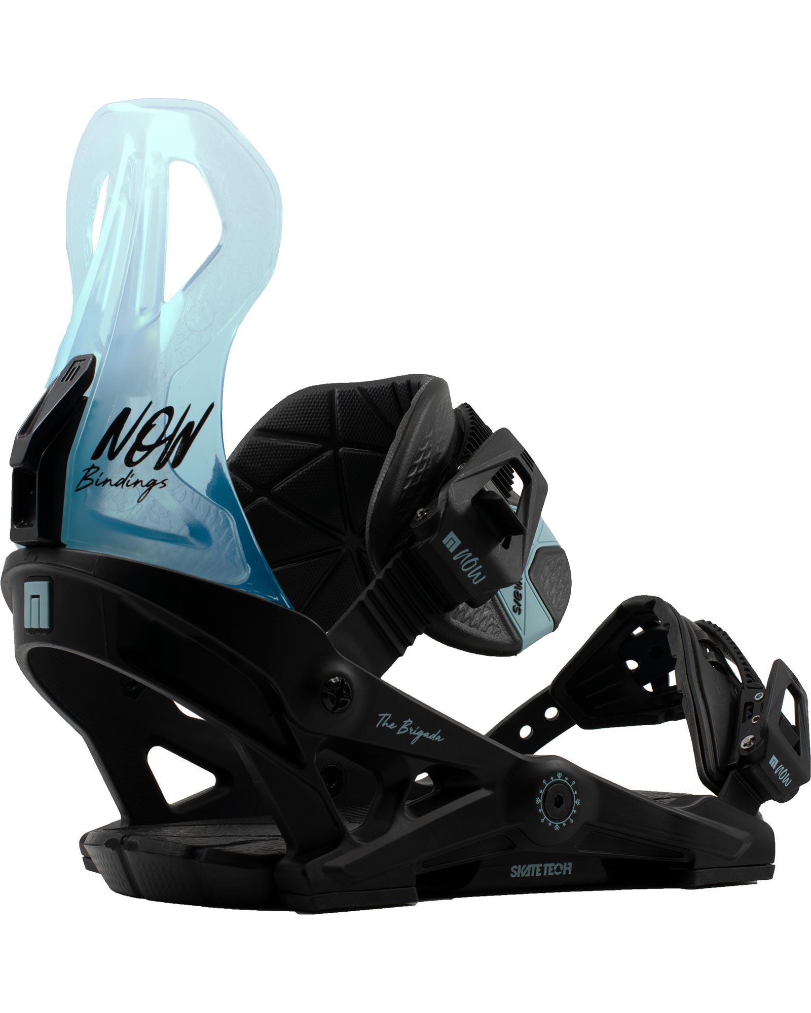 NOW Brigada Women's Snowboard Bindings 2021 0