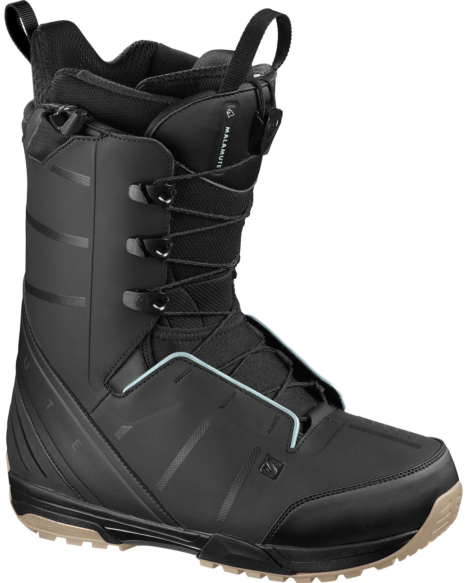 Salomon Snowboards Men's Malamute Snowboard Boots 2020 / 2021 0