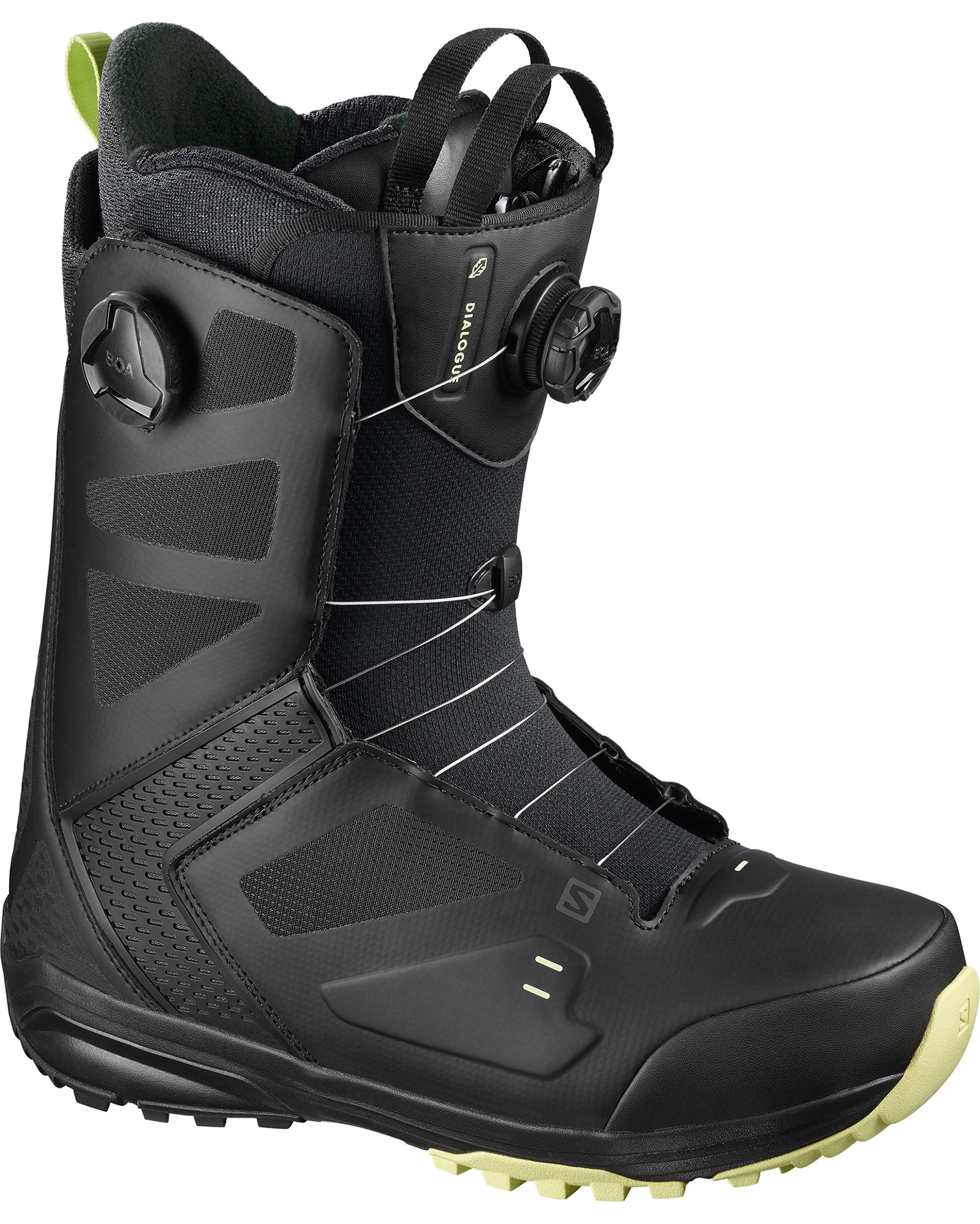 Salomon Dialogue Focus Double BOA Men's Snowboard Boots 2021 0