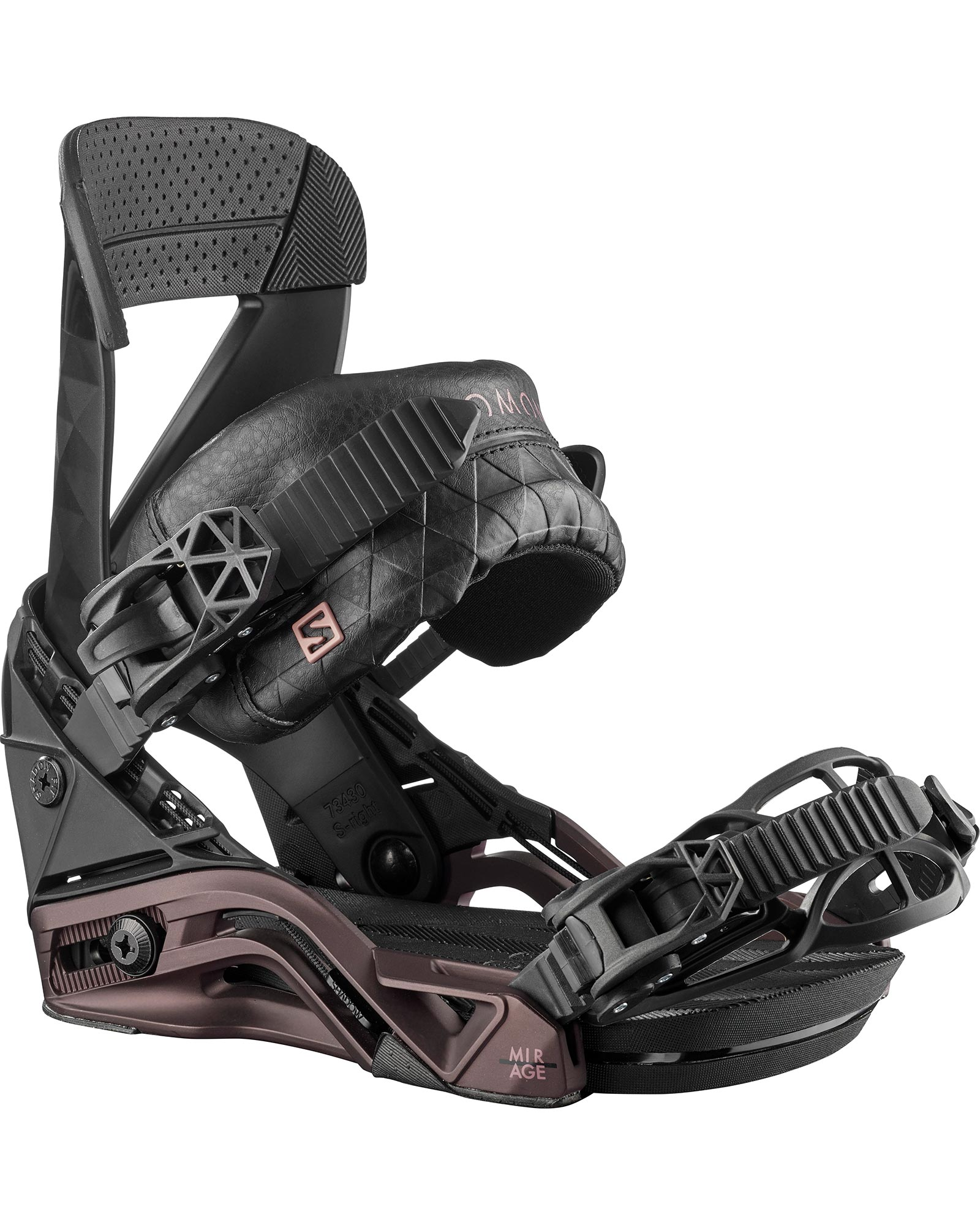 Salomon Snowboards Women's Mirage Snowboard Bindings 2020 / 2021 0