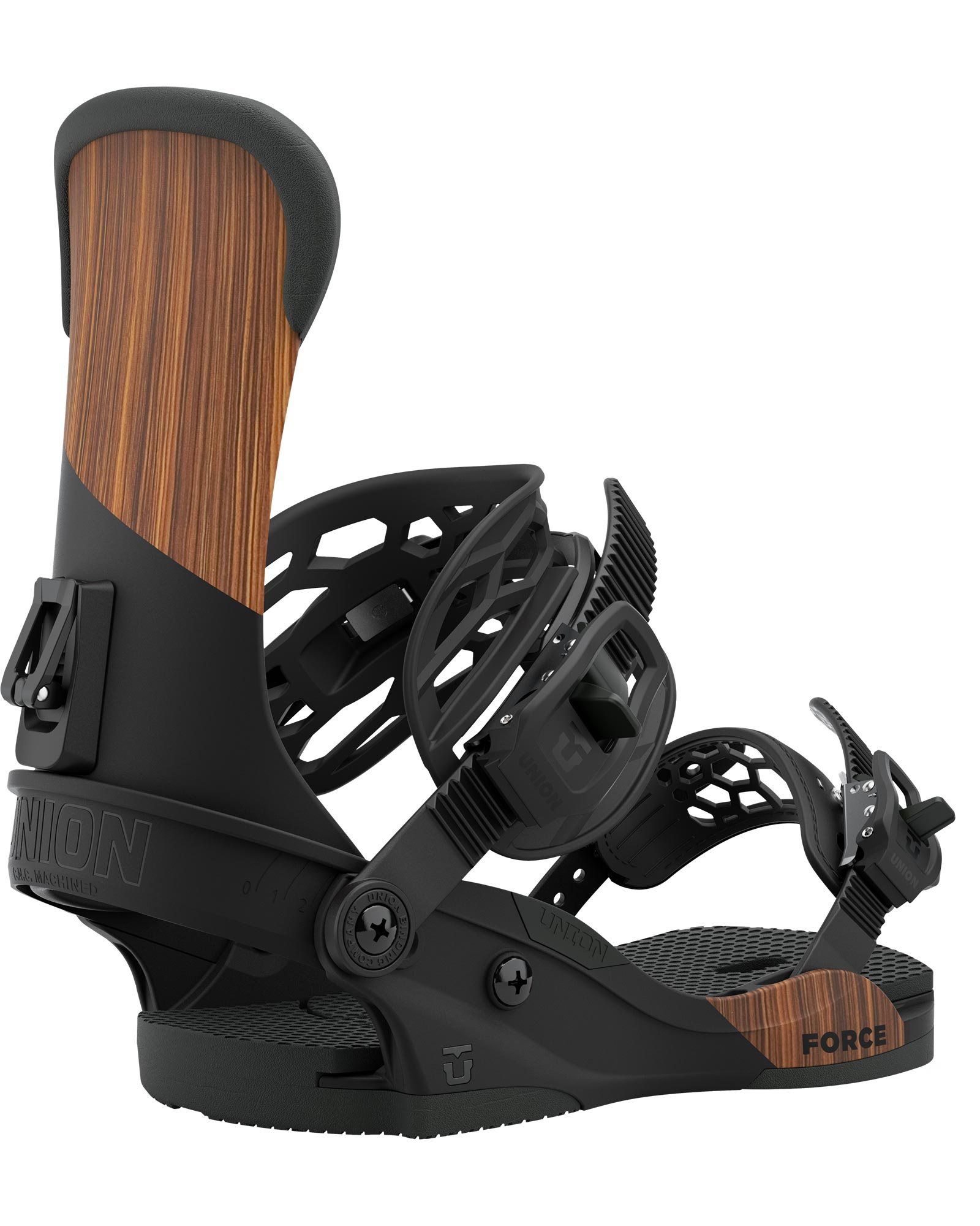 Union Men's Force Snowboard Bindings 2020 / 2021 0
