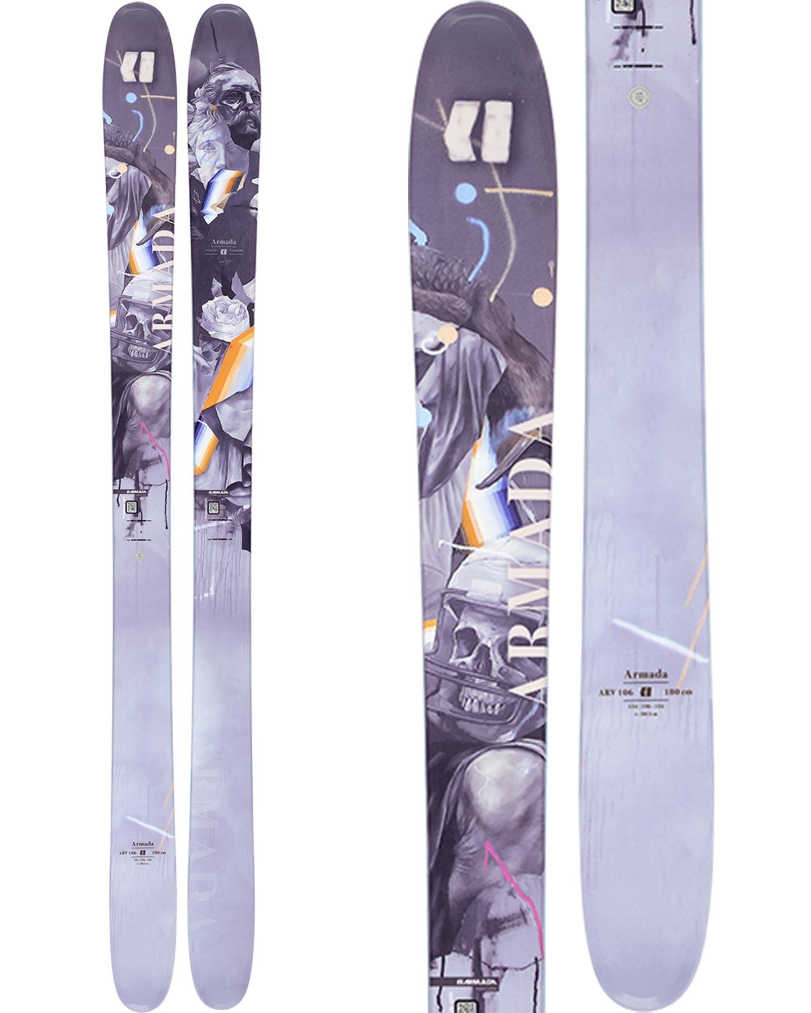 Armada Men's ARV 106 Freestyle Skis 2020 / 2021 0