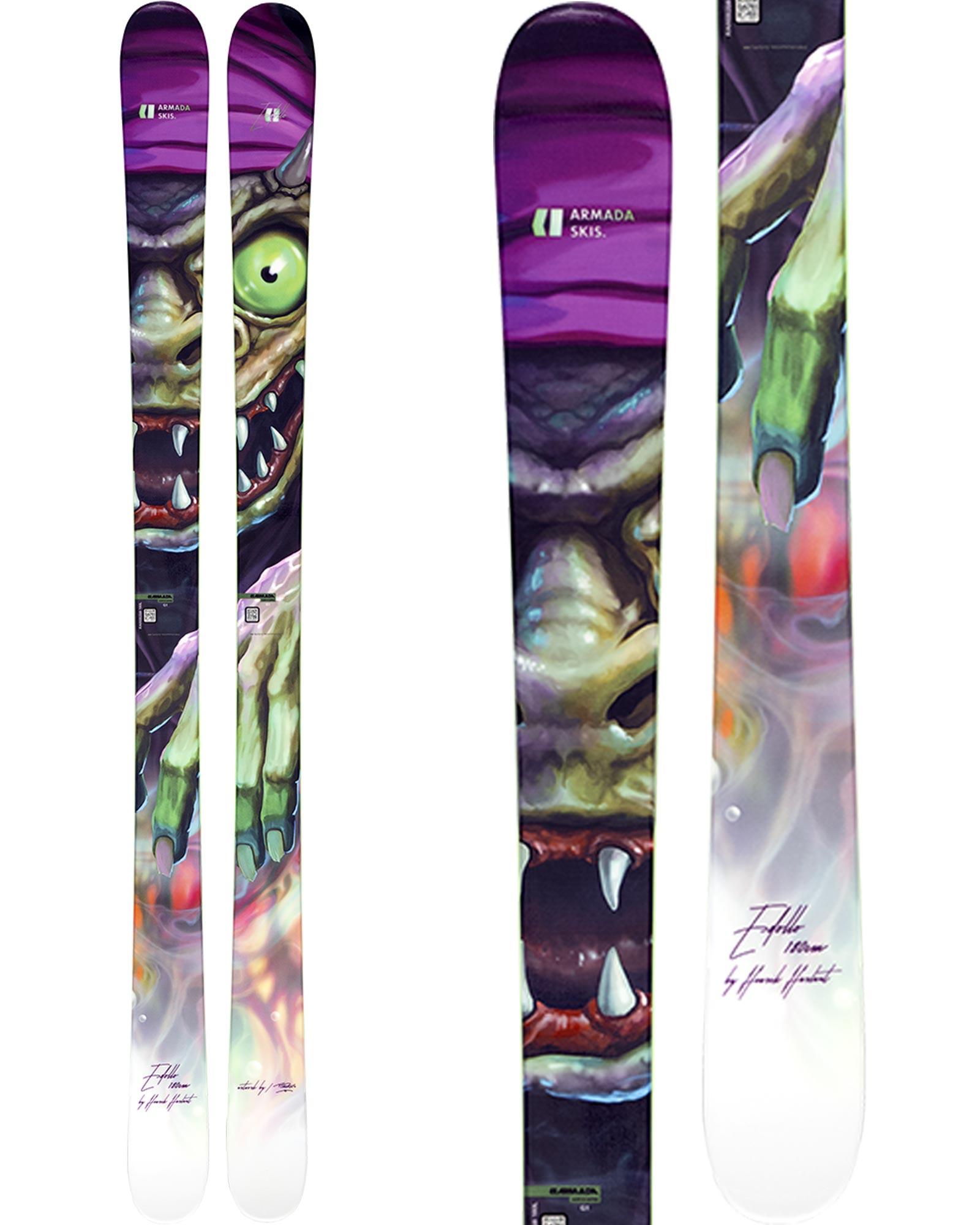 Armada Men's Edollo Freestyle Skis 2020 / 2021 0