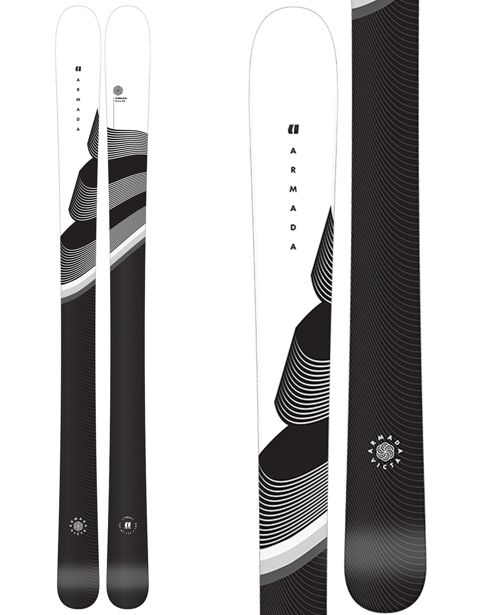 Armada Women's Victa 83 All Mountain Skis 2020 / 2021 0