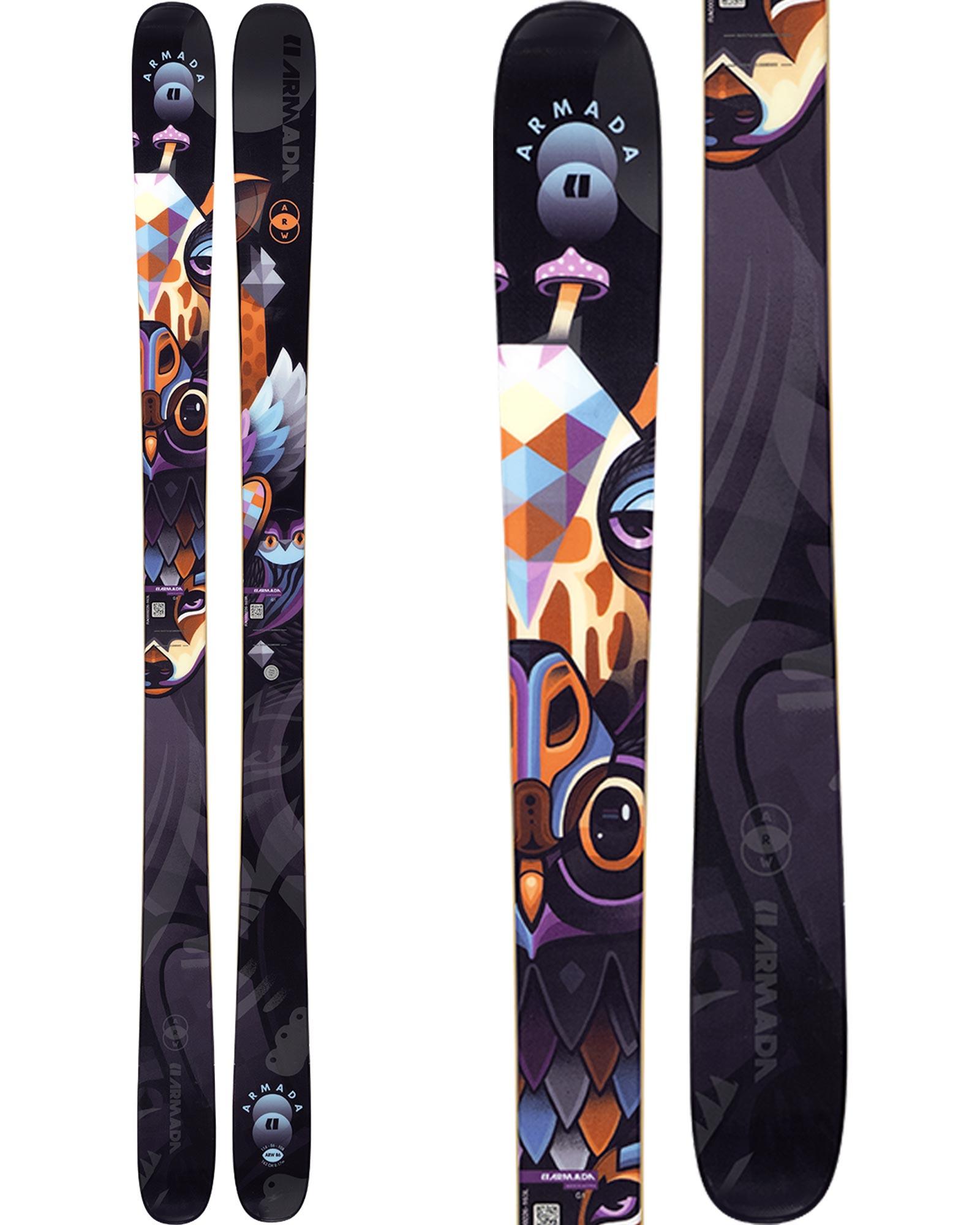 Armada Women's ARW 86 Freestyle Skis 2020 / 2021 0