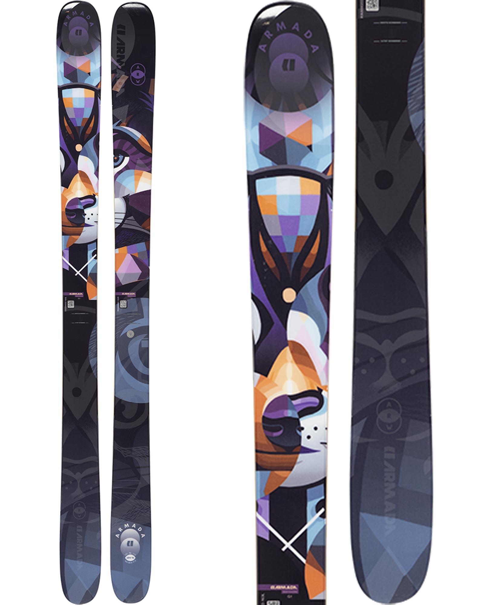 Armada Women's ARW 96 Freestyle Skis 2020 / 2021 0