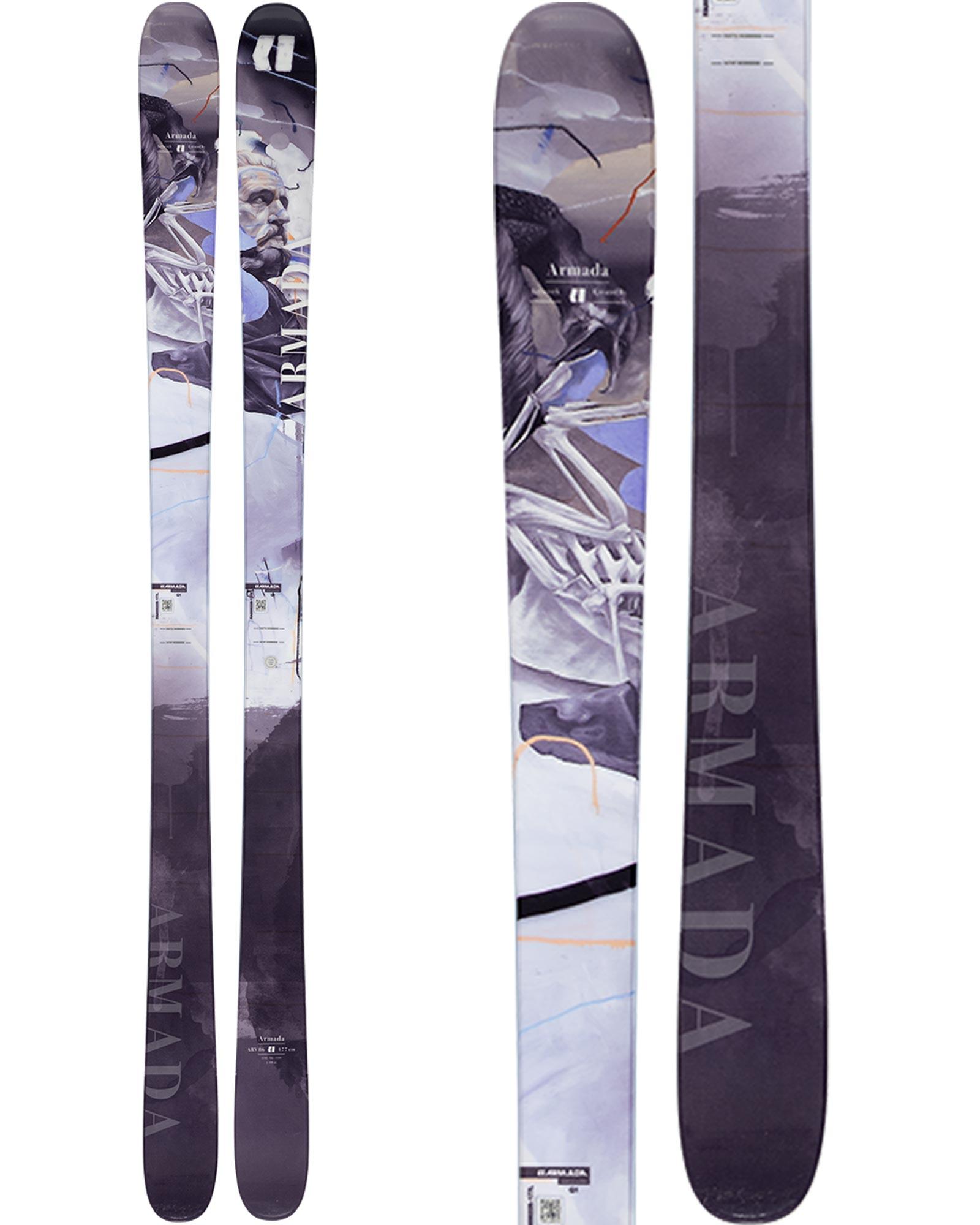 Armada Men's ARV 86 Freestyle Skis 2020 / 2021 0