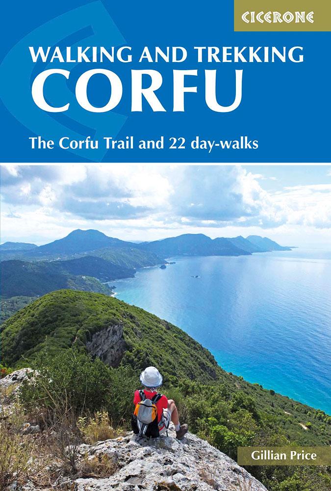 Cicerone Walking and Trekking on Corfu 0