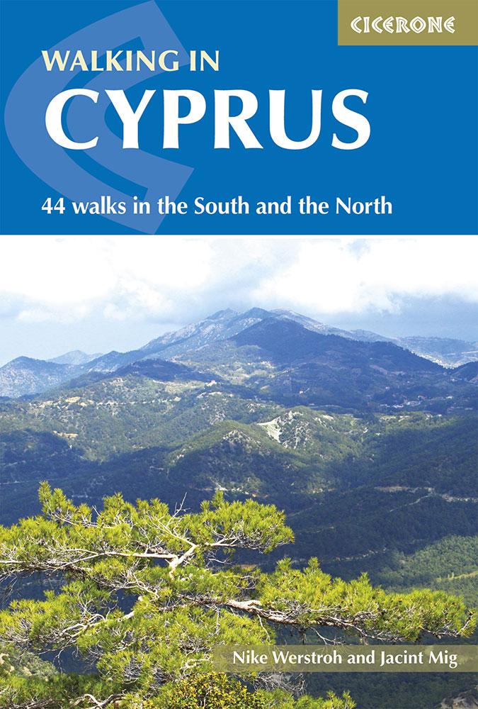 Cicerone Walking in Cyprus 0