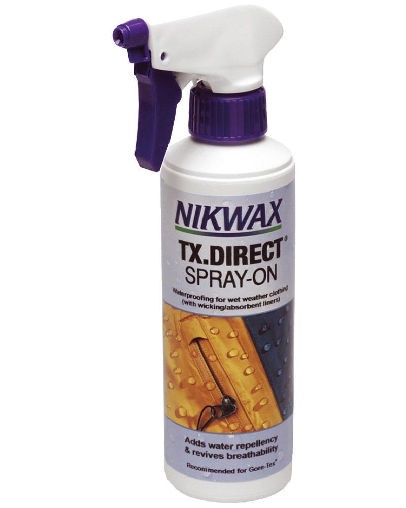 Nikwax TX Direct Spray 300ml No Colour 0