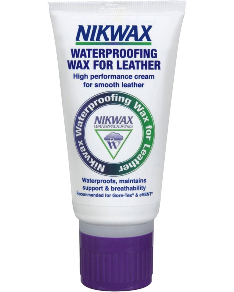 Nikwax Waterproofing Wax/Cream for Leather 100ml 0