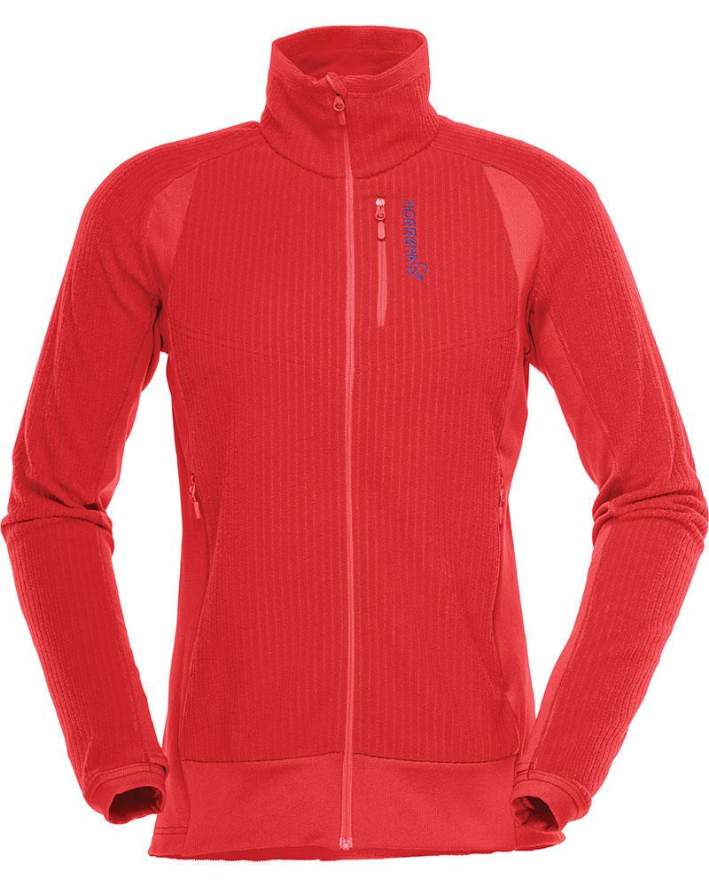Norrona Women's Lofoten Warm 1 Fleece Jacket 0