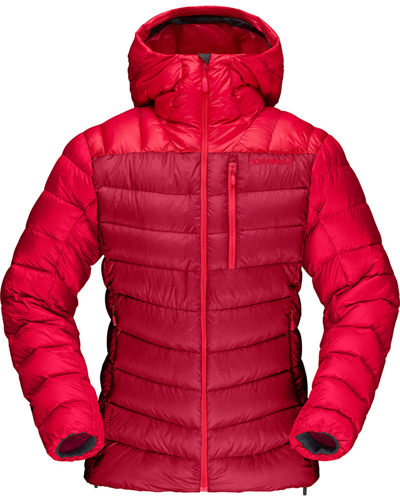 Norrona Women's Lyngen Down 850 Hooded Ski Jacket 0