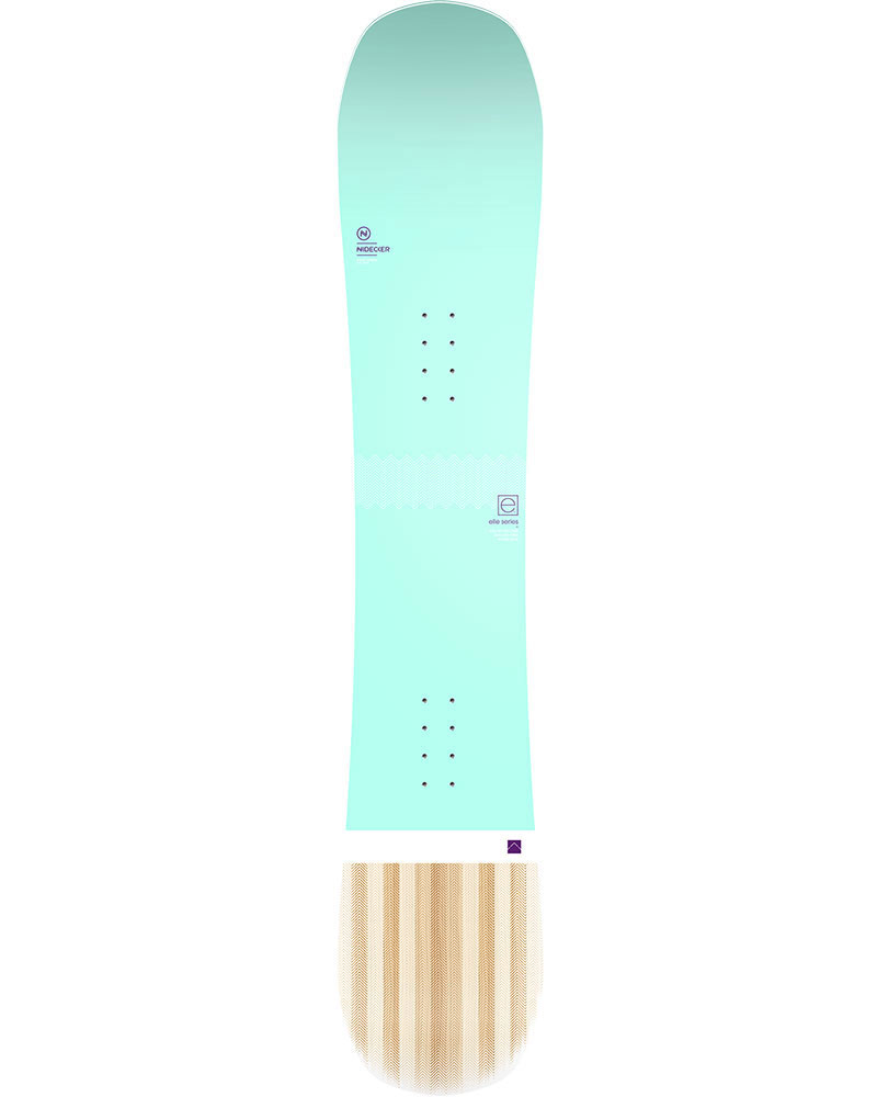 Nidecker Women's Elle Snowboard 2018 / 2019 No Colour 0