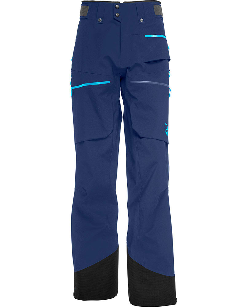 Norrona Men's Lofoten GORE-TEX Pro BiSki Pants 0