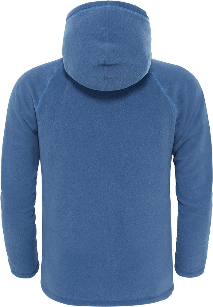 The North Face Girls' Glacier Full Zip Fleece Hoodie XL 0
