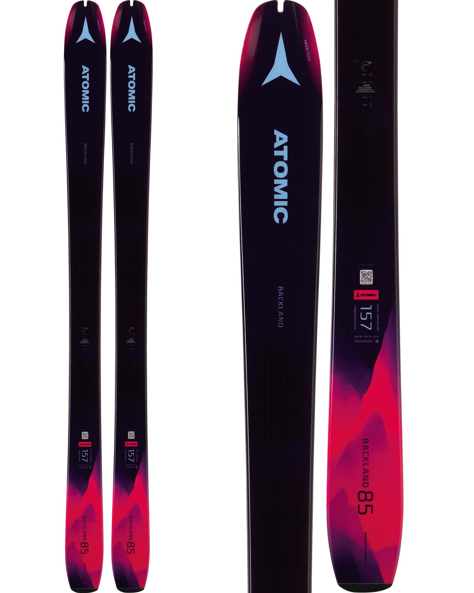 Atomic Backland 85 Women's Skis 2020 0