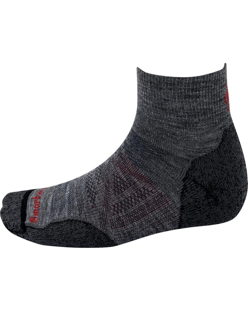 Smartwool Men's Merino PhD Outdoor Light Mini Socks 0