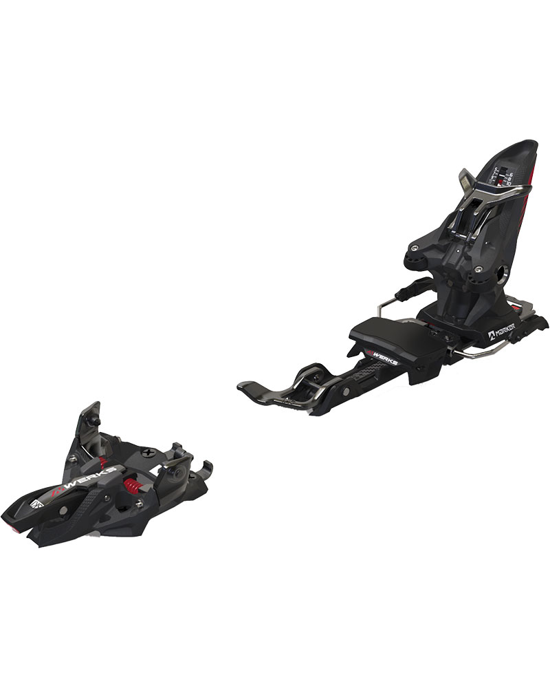 Marker Kingpin M-Werks 12 100-125mm Backcountry Ski Bindings 2020 / 2021 0