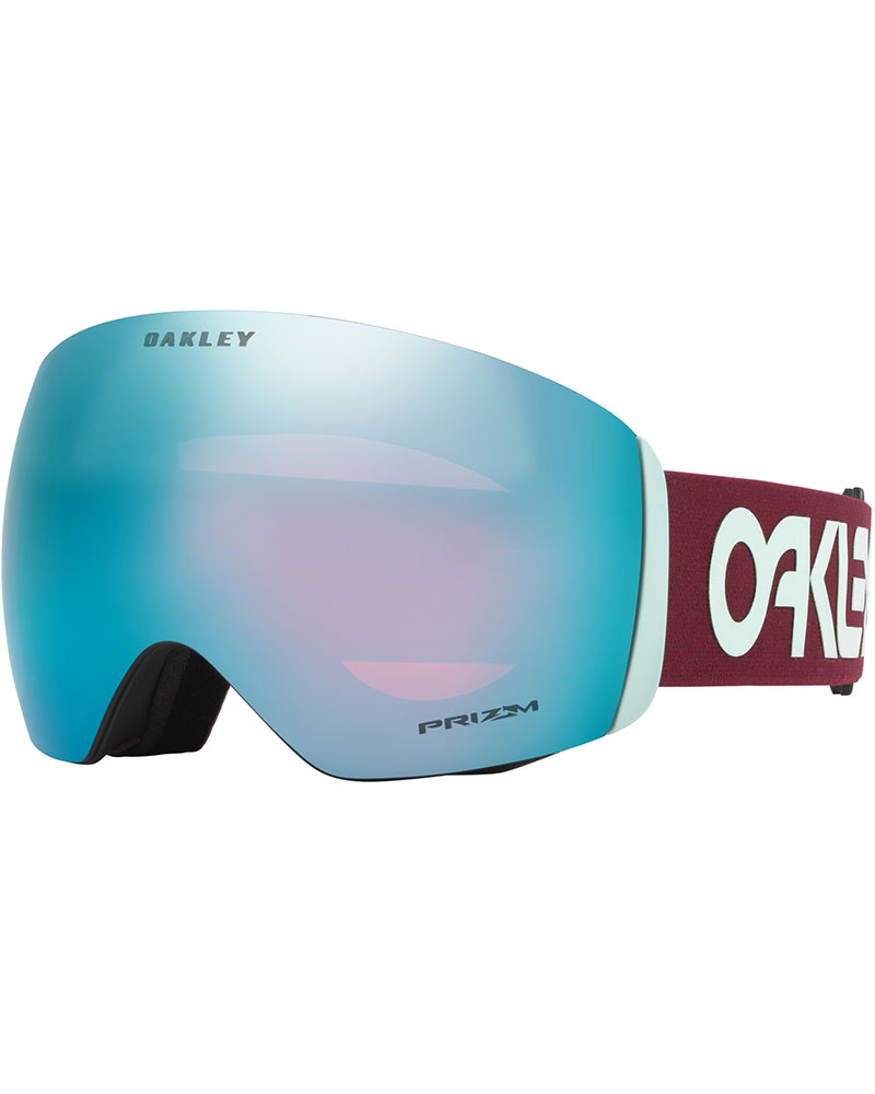 Oakley Flight Deck Factory Pilot Progression / Prizm Sapphire Iridium Goggles 2019 / 2020 0
