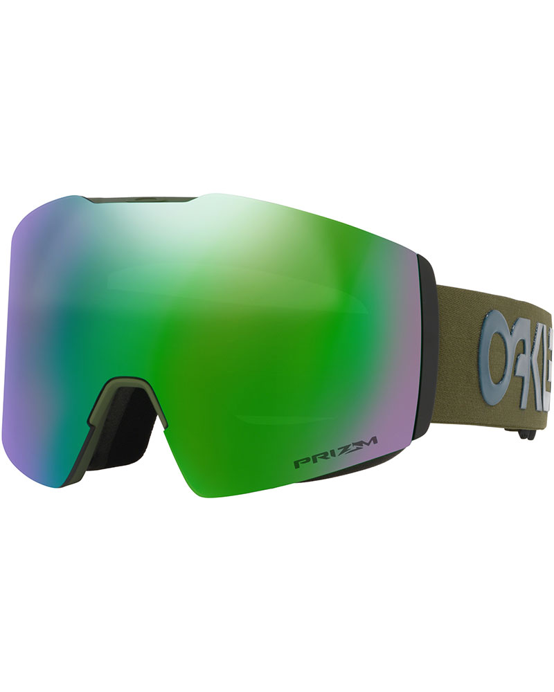 Oakley Fall Line XL Factory Pilot Progression / Prizm Jade Iridium Goggles 2019 / 2020 0