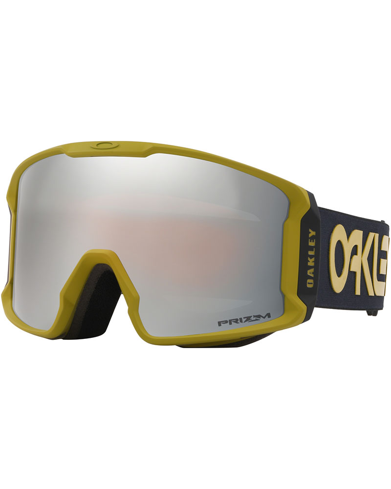 Oakley Line Miner Factory Pilot Progression / Prizm Black Iridium Goggles 2019 / 2020 Factory Pilot Progression 0