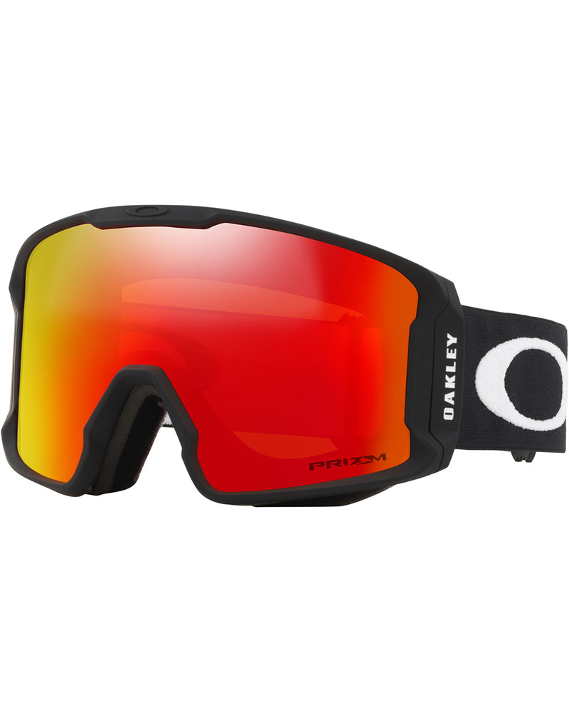 Oakley Line Miner Matte Black / Prizm Torch Iridium Goggles 2019 / 2020 Matte Black 0