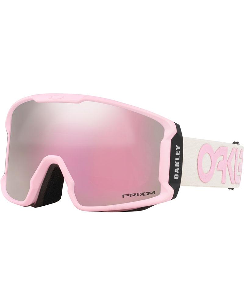 Oakley Women's Line Miner XM Factory Pilot Progression / Prizm HI Pink Iridium Goggles 2019 / 2020 0