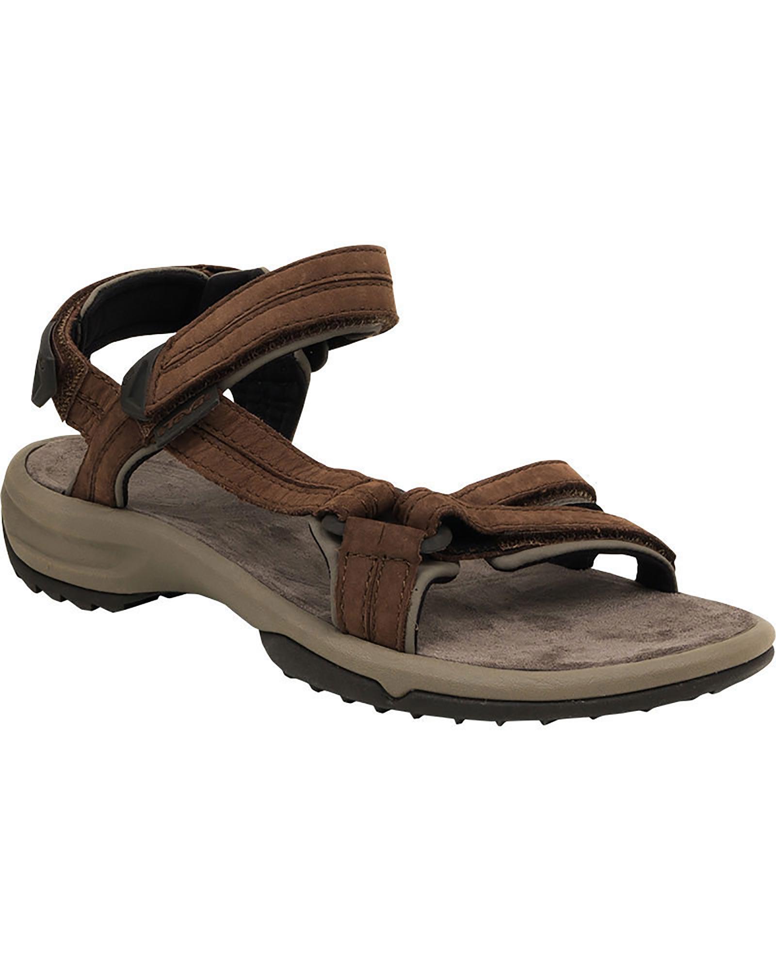 Teva Women's Terra Fi Lite Leather Sandals 0