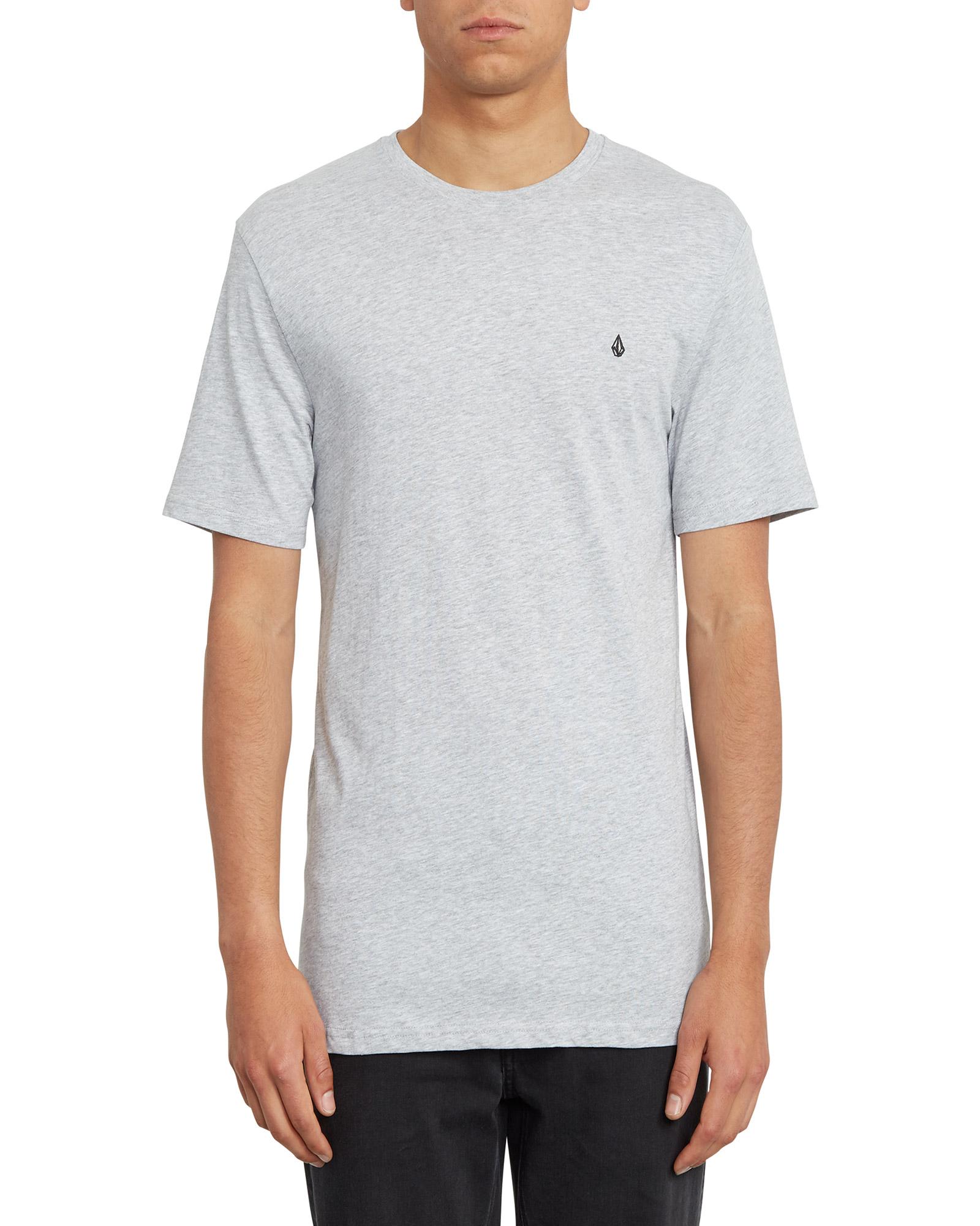 Volcom Men's Stone Blanks BSC Short Sleeve T-Shirt 0