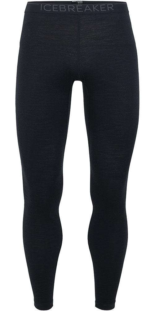 Icebreaker Men's Merino Bodyfit 200 Oasis Leggings 0