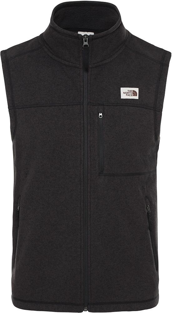 The North Face Men's Gordon Lyons Vest TNF Black Heather 0