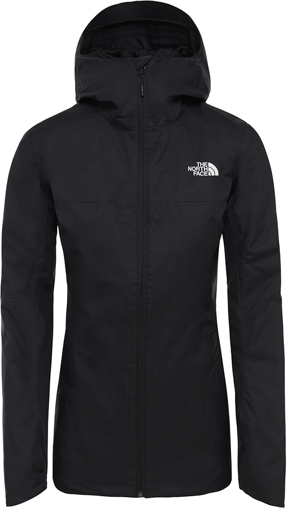 The North Face Women's Quest DryVent Insulated Jacket TNF Black 0
